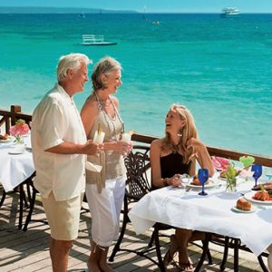 Jamaica Honeymoon Packages Sandals Negril Dining