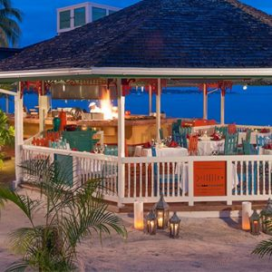 Jamaica Honeymoon Packages Sandals Negril Dining 2