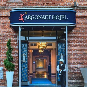 San Francisco Honeymoon Packages Argonaut Hotel San Francisco Exterior 2