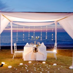 Thailand Honeymoon Packages The Sands Khao Lak By Katathani Candlelight Dinner1