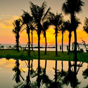 Thailand Honeymoon Packages The Sands Khao Lak By Katathani Sunset