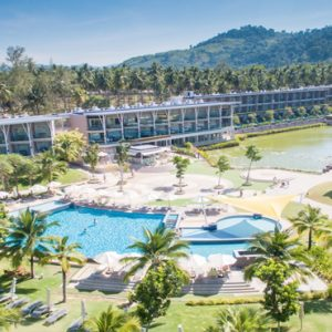 Thailand Honeymoon Packages The Sands Khao Lak By Katathani Hotel Overview