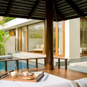 Thailand Honeymoon Packages The Sarojin Khao Lak 2 Bedroom Pool Residence
