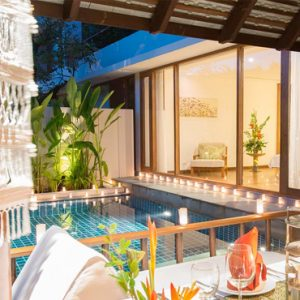 Thailand Honeymoon Packages The Sarojin Khao Lak 2 Bedroom Pool Residence4