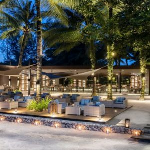 Thailand Honeymoon Packages The Sarojin Khao Lak Beach Bar