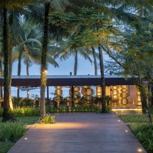 Thailand Honeymoon Packages The Sarojin Khao Lak Edge