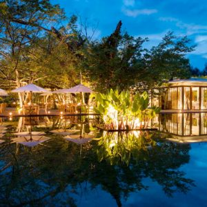 Thailand Honeymoon Packages The Sarojin Khao Lak Ficus
