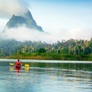 Thailand Honeymoon Packages The Sarojin Khao Lak Kayaking