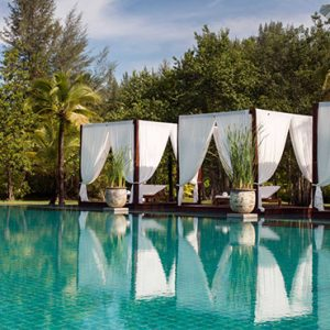 Thailand Honeymoon Packages The Sarojin Khao Lak Pool