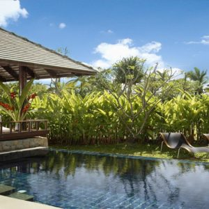 Thailand Honeymoon Packages The Sarojin Khao Lak Pool Residence1