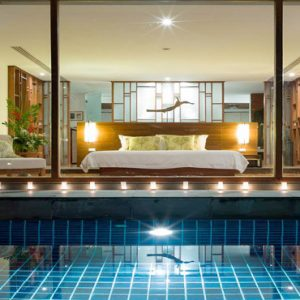 Thailand Honeymoon Packages The Sarojin Khao Lak Pool Residence2