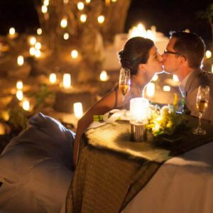Thailand Honeymoon Packages The Sarojin Khao Lak Private Dining 3