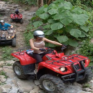 Thailand Honeymoon Packages The Sarojin Khao Lak Quad Biking