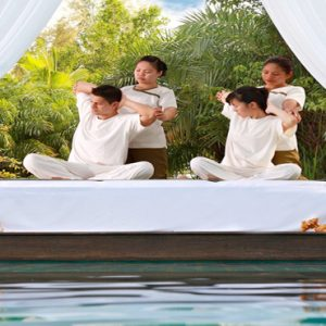 Thailand Honeymoon Packages The Sarojin Khao Lak Spa Massage1