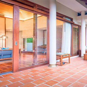 Thailand Honeymoon Packages The Sarojin Khao Lak Spa Suite4