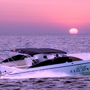 Thailand Honeymoon Packages The Sarojin Khao Lak Sunset Cruise1