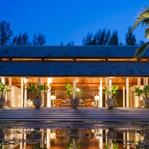 Thailand Honeymoon Packages The Sarojin Khao Lak The Lobby