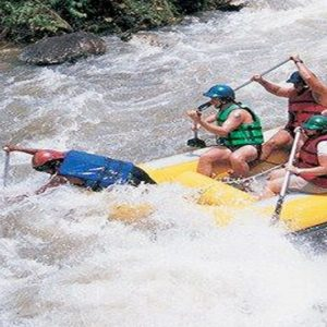 Thailand Honeymoon Packages The Sarojin Khao Lak Water Rafting