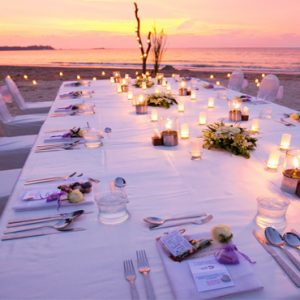 Thailand Honeymoon Packages The Sarojin Khao Lak Wedding