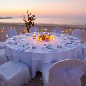 Thailand Honeymoon Packages The Sarojin Khao Lak Wedding1