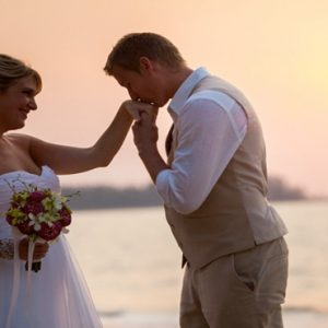 Thailand Honeymoon Packages The Sarojin Khao Lak Wedding4