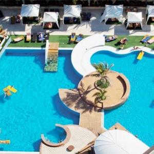 melia-cohiba-cuba-honeymoon-packages-aerial-view-of-pool