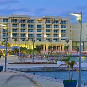 melia-marina-varadero-cuba-honeymoon-packages-night-view-exterior