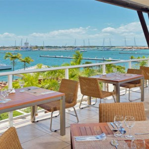 melia-marina-varadero-cuba-honeymoon-packages-restaurant-view