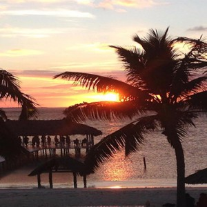 sunset-view-melia-buenavista-cuba-honeymoon-packages