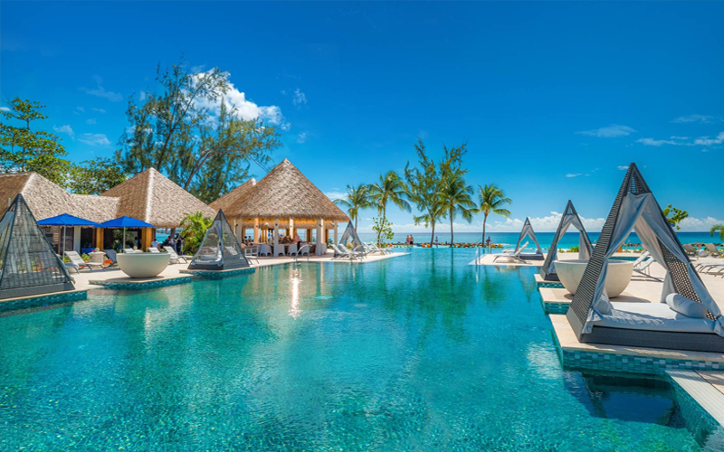 The Best Adult Only Resorts Sandals Royal Barbados
