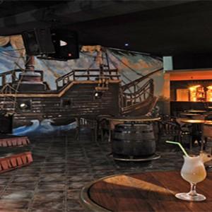 paradisus-princesa-del-mar-cuba-honeymoons-captain-morgan-nightclub