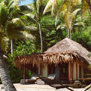 Fiji Honeymoon Packages Tokoriki Island Resort 8 Beachfront Bure Exterior