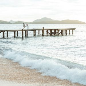 Fiji Honeymoon Packages Tokoriki Island Resort Intimate Beach Wedding