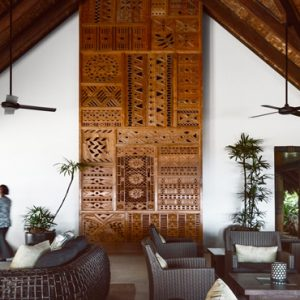 Fiji Honeymoon Packages Tokoriki Island Resort Lobby