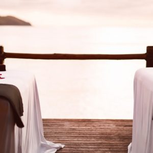 Fiji Honeymoon Packages Tokoriki Island Resort Outdoor Massage