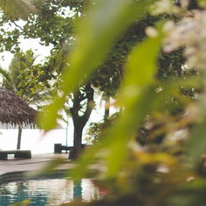 Fiji Honeymoon Packages Tokoriki Island Resort Pool View