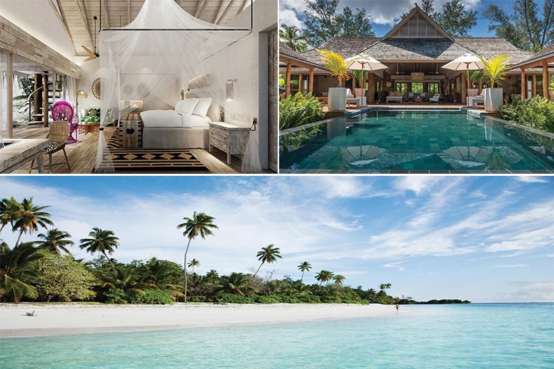 Lovely Four Seasons Resort Seychelles At Desroches Island Seychelles