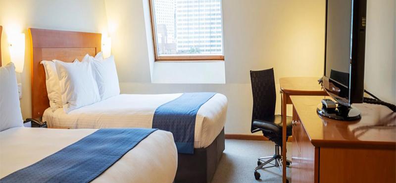 Old Sydney Holiday Inn King Executive Room