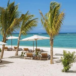Beach 3 - St Regis Mauritius - Luxury Mauritius Honeymoon Packages