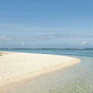 Beach 5 - St Regis Mauritius - Luxury Mauritius Honeymoon Packages