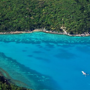 Beach Club Hamilton Islands - Australia Honeymoon Packages - hamilton Islands aerial views
