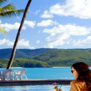 Daydream Island Resort & Spa - Australia Honeymoon Packages - Pool