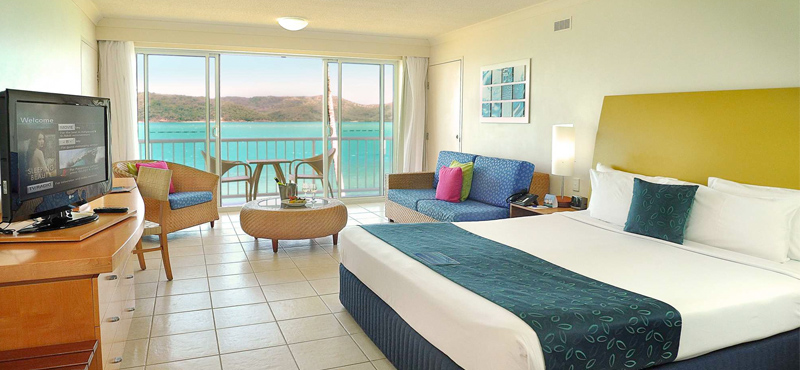 Daydream Island Resort And Spa In A Garden Balcony Room