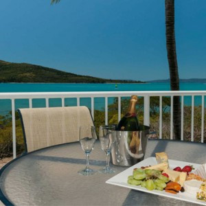 Daydream Island Resort & Spa - Australia Honeymoon Packages - ocean panoramic balcony