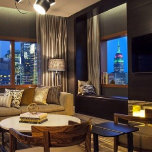 Empire Suite - Westin Times Square New york - Luxury New York Holiday Packages