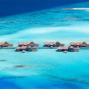 Gili Lankanfushi - Maldives Honeymoon Packages - Gili Lagoon villa exterior