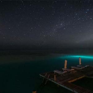 Gili Lankanfushi - Maldives Honeymoon Packages - Stargazing