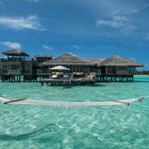 Gili Lankanfushi - Maldives Honeymoon Packages - The Crusoe Residence exterior