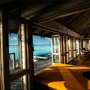 Gili Lankanfushi - Maldives Honeymoon Packages - The Residence view