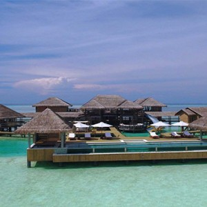 Gili Lankanfushi - Maldives Honeymoon Packages - The private reserve exterior